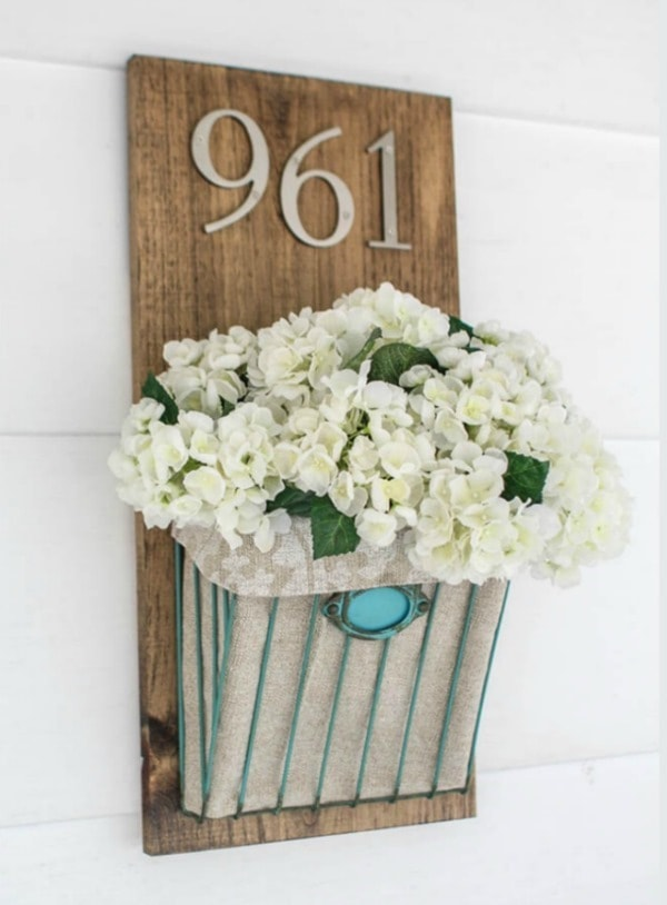 make your own house number