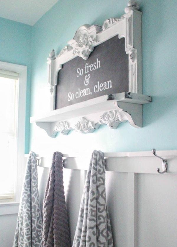so fresh and so clean clean bathroom