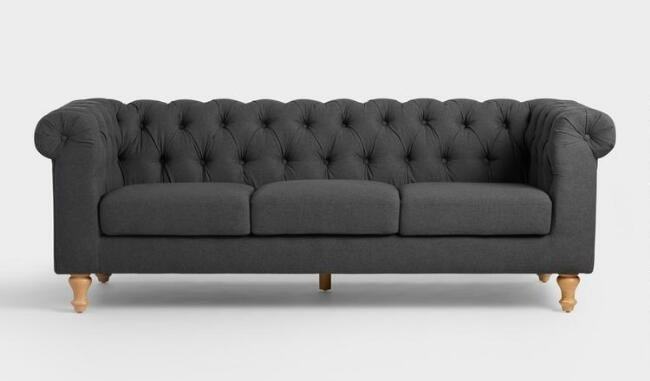 Quentin Chesterfield Sofa
