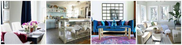 Spring home tours bloggers.