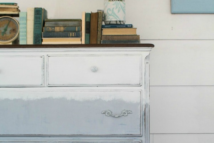 Repainting A Dresser Third Time Is The Charm