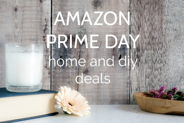 amazon prime day home and diy deals
