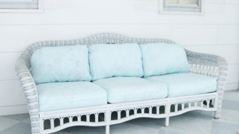 Painted Outdoor Cushions The Good, White Outdoor Furniture Cushions