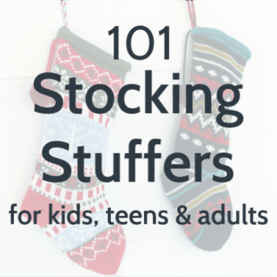 101 of the Best Stocking Stuffers for the Whole Family