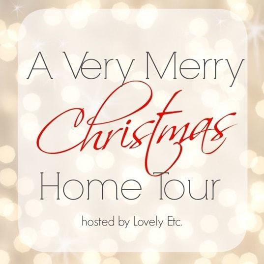 christmas home tour square