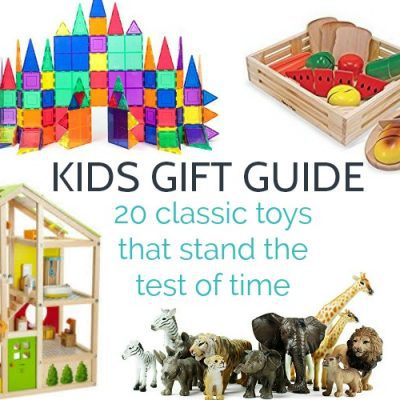 Kids Gift Ideas: 20 Beloved Toys That Stand The Test of Time