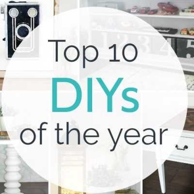 Best of 2018: 10 Creative and Inexpensive DIY Projects