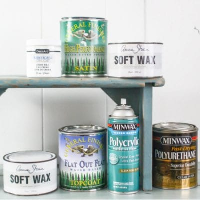 The Best and Worst Sealers for Painted Furniture