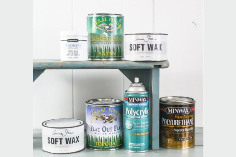 Sealers For Painted Furniture, Best Wood Furniture Sealer