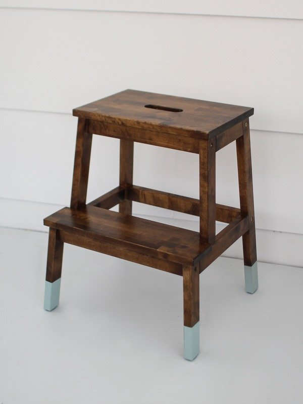 Marvelous Making An Ikea Step Stool Pretty Lovely Etc Ncnpc Chair Design For Home Ncnpcorg