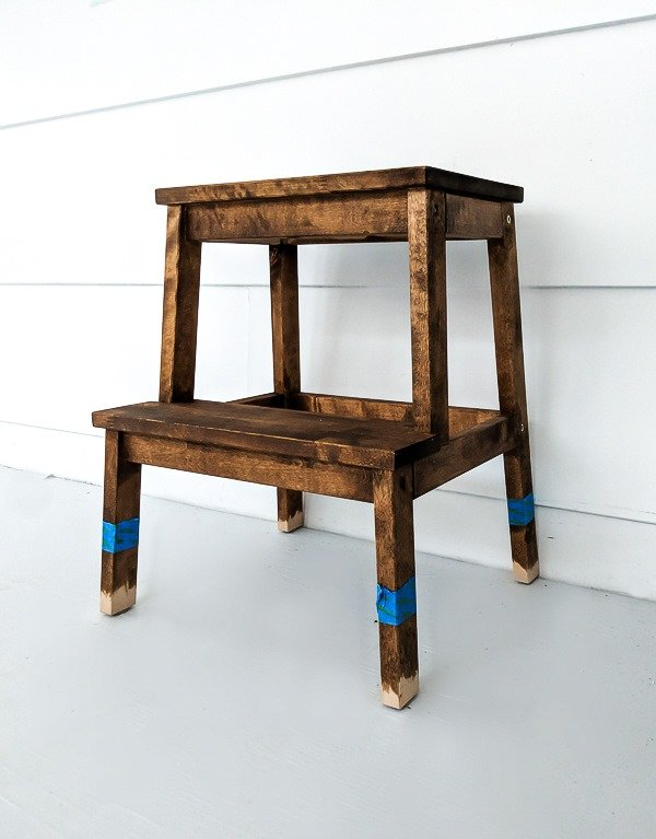 Terrific Making An Ikea Step Stool Pretty Lovely Etc Gmtry Best Dining Table And Chair Ideas Images Gmtryco