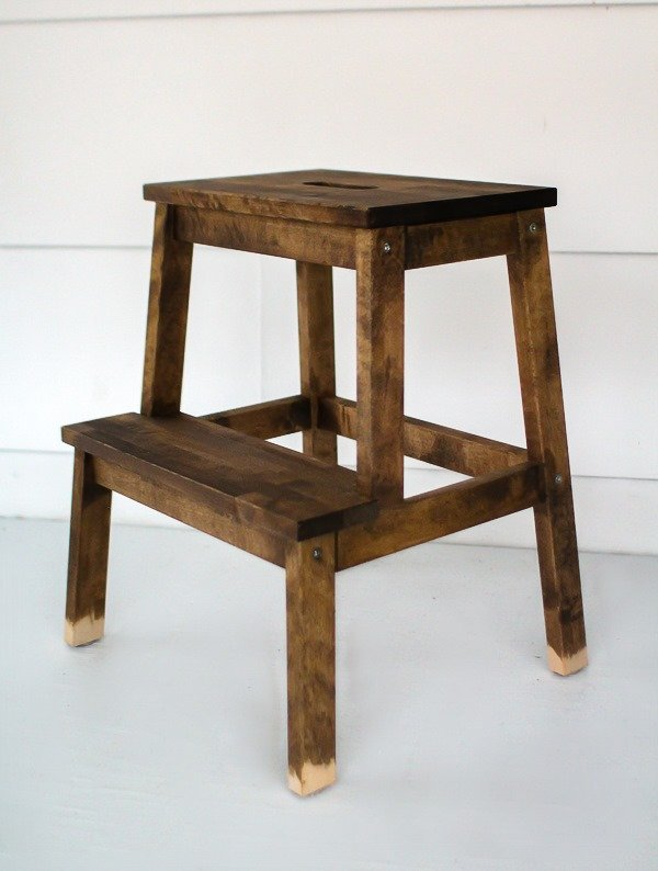 Excellent Making An Ikea Step Stool Pretty Lovely Etc Ncnpc Chair Design For Home Ncnpcorg