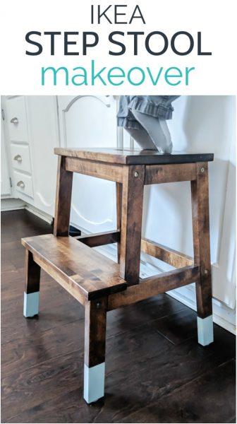 Strange Making An Ikea Step Stool Pretty Lovely Etc Machost Co Dining Chair Design Ideas Machostcouk