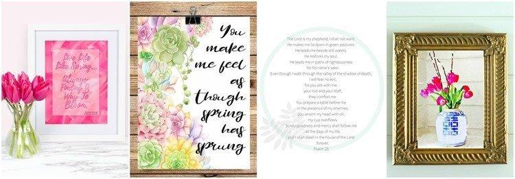 spring printables 3
