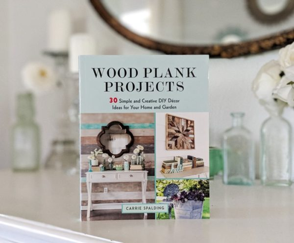 Wood Plank Projects by Carrie Spalding