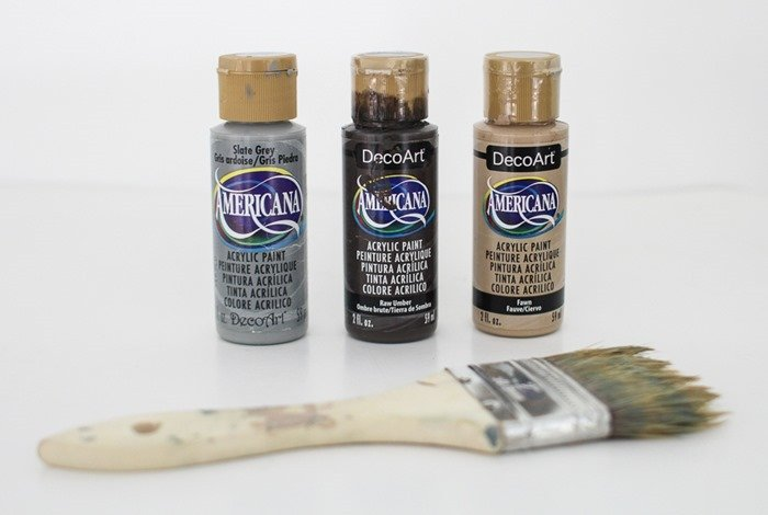 paints for weathered wood finish
