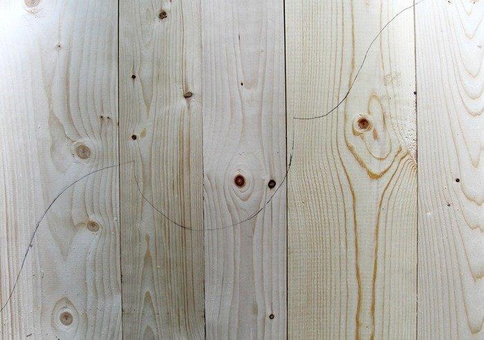 how to make a diy wood headboard