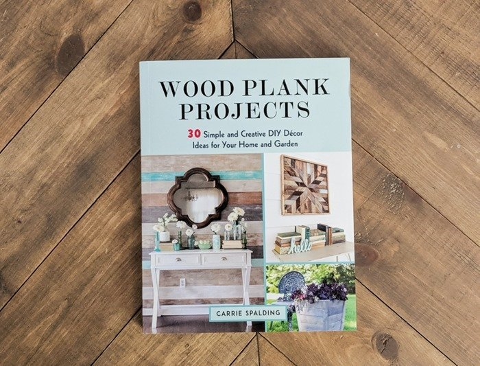 wood plank projects book