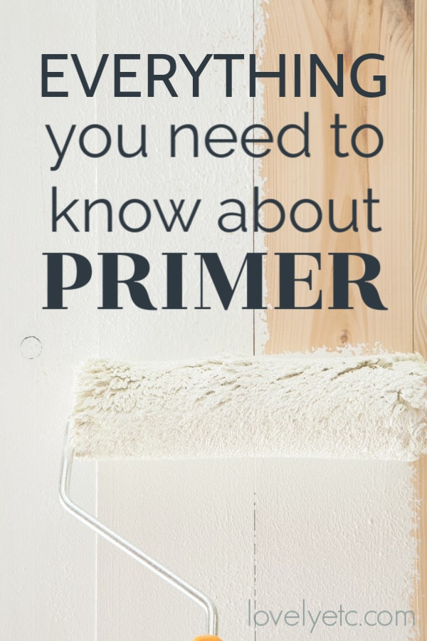 everything you need to know about primer