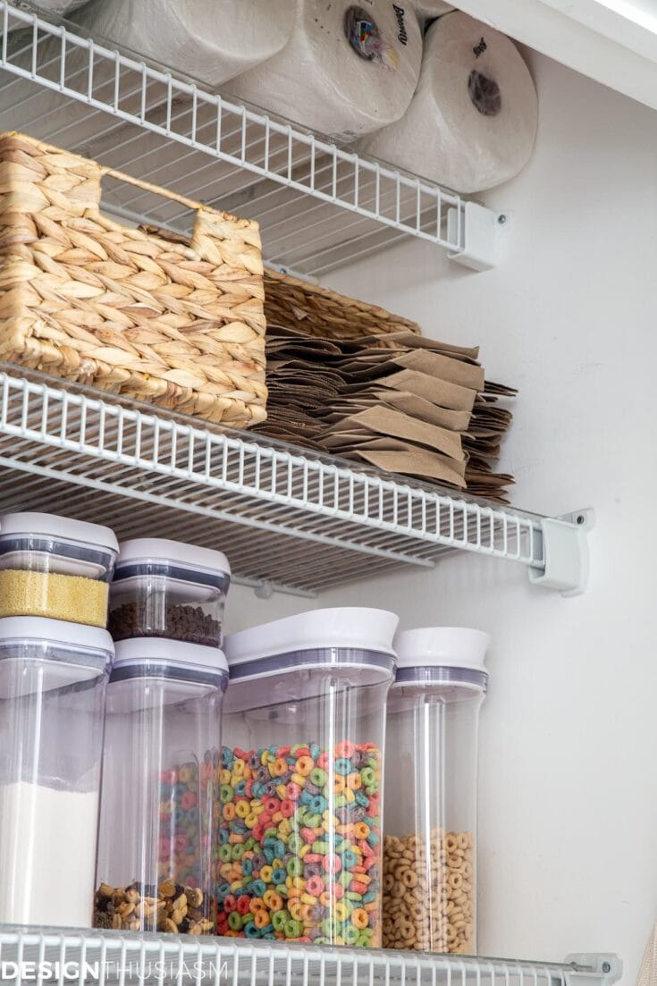 Kitchen Pantry Organization Ideas: Simple and Easy to Maintain