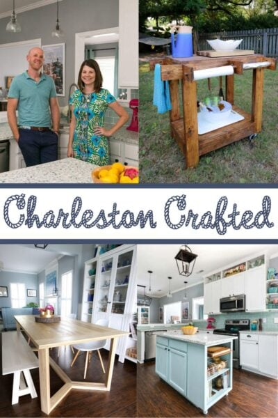 Charleston crafted projects