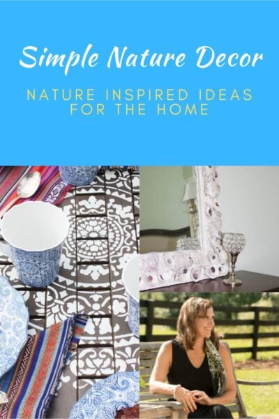 Simple Nature Decor projects