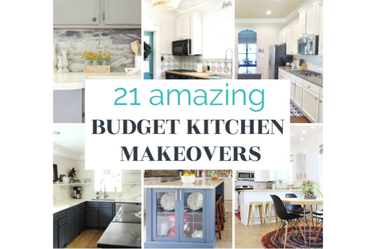 21 Of The Best Budget Kitchen Makeovers Under 1000