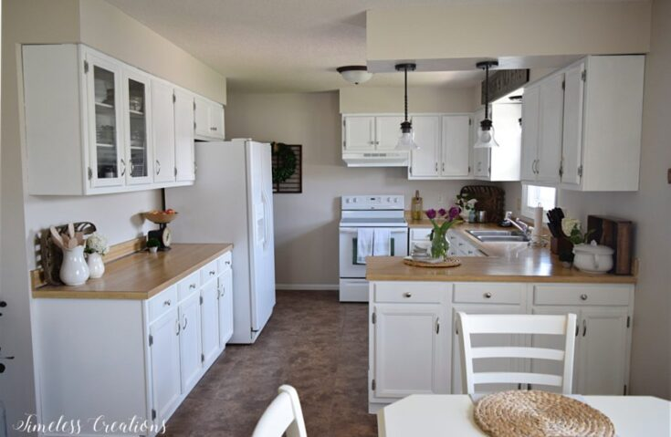 21 Of Of The Best Budget Kitchen Makeovers Under 1000