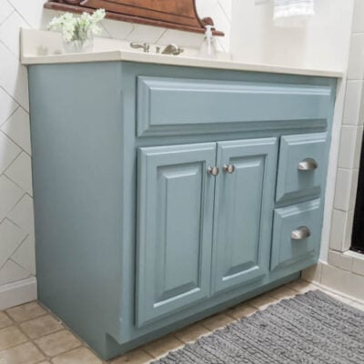 How to Paint a Bathroom Vanity: Secrets for a Perfect Finish