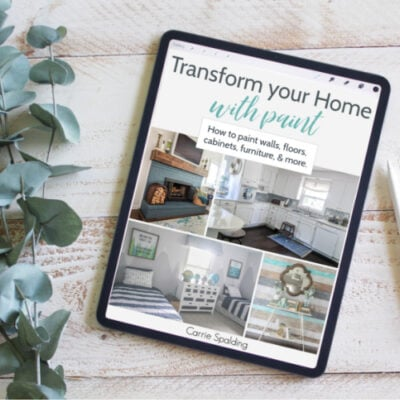 Resources to Help You Completely Transform your Home