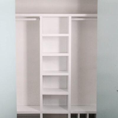 How to Build a Simple Inexpensive DIY Closet Organizer