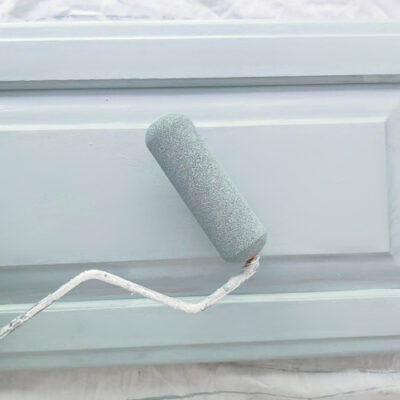 The Best Paint Roller for a Smooth Paint Finish on Cabinets and Furniture