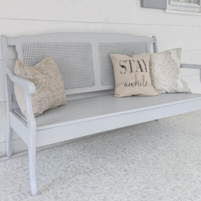 How to Repurpose Indoor Furniture for Outdoor Use